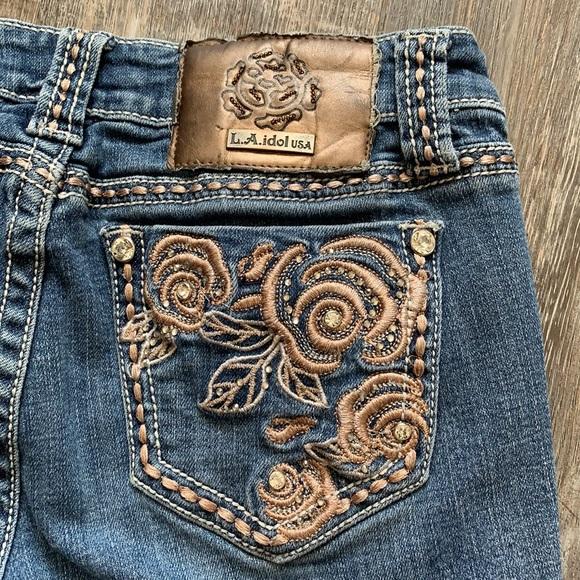 L .A idol USA gorgeous jeans